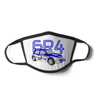 MG Metro 6R4 Computervision face mask