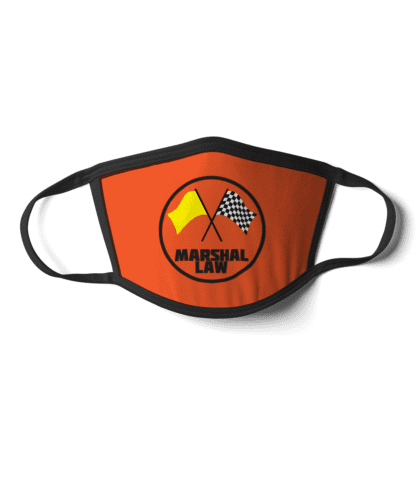 Marshal Law face mask