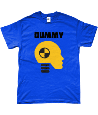 Dummy T-Shirt in Blue