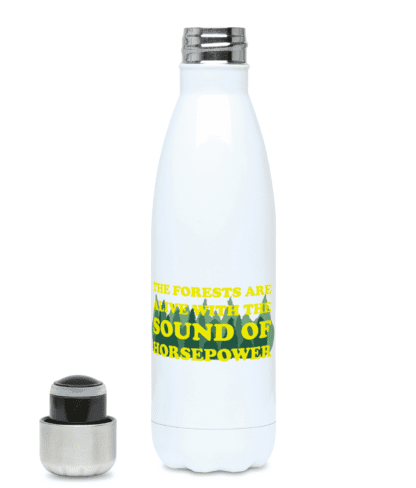 Forests are Alive Water Bottle